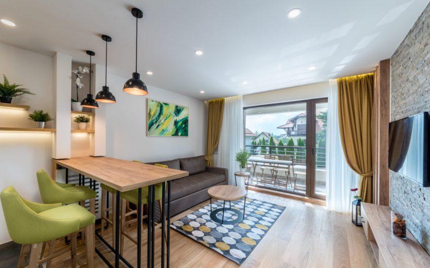 Vila Iskra – Apartman 3